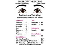 Threading, Gel Polish & Beauty