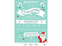 Event Volunteers needed for Charity Christmas Market