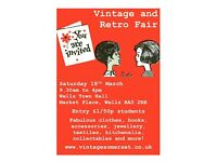 Vintage Somerset Vintage and Retro Fair
