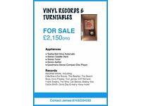 Vinyl, Records & Turntables
