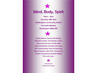 Mind Body Spirit event