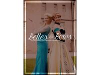 Belles and Bows Princess Parties London. The Snow Queen, Cinderella, Rapunzel and more!