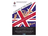 A Night at the Proms with the Surrey Police Band!