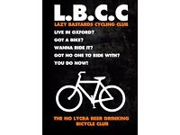 The No Lycra Beer Drinking Bicycle Club
