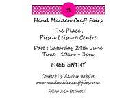 Hand Maiden Craft Fairs