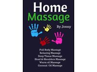 Home Massage by Jonny in Kingston and Surbiton