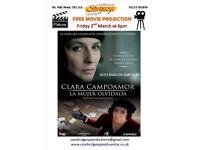 "Free Movie Screening, Spanish - English subtitles. ""CLARA CAMPOAMOR"" – The Forgotten Woman"