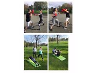 MOBILE BOXING PERSONAL TRAINER - GET FIT & LEARN BOXING
