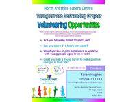 Volunteer Befrienders for Young Carers Befriending Project