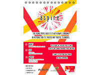 Aspire - A theatre project for young people with Down's syndrome