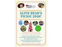 Alfie Bears Picnic 2018