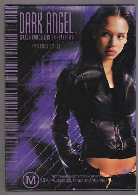 Dark Angel; Season 2 Part 2  - DVD Box Set, 3 Disc Set Dark Angel-season 3