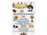 Book & Ephemera Fair