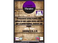 Drama Classes for Children / Youth Theatre / Acting Classes