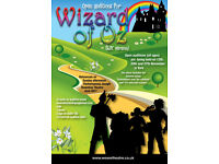 Open Auditions: The Wizard of Oz and Terry Pratchett's 'Wyrd Sisters'