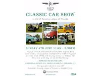Darts Farm Classic Car & Vehicle Show