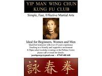Wing Chun Kung Fu group