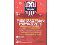 OXFORD YOUTH FOOTBALL CLUB