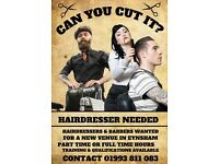 *** TOP Hairdresser / Stylist / Barber Wanted For a Management Position***