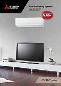 Mitsubishi Electric Air Conditioner 6kw with installation Canley Heights Fairfield Area Preview