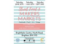 Street Food & Makers Market