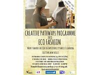 Creative Pathways into Eco Fashion