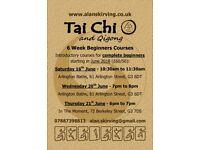 Tai Chi & Qigong for Beginners