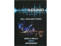 Need a superb sound/lighting/staging system for your event? Then call the top UK specialists!