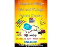 Boxgrove Village Fete and Vehicle Display
