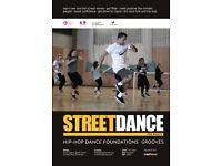 Street and Break Dance in PORTSMOUTH