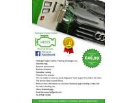 Hydrogen Engine Carbon Cleaning Services