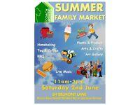 Summer Family Market