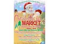 Festive Flea Market with added Sparkle! More than 80 stalls booked
