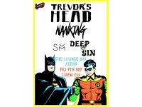 Trevor's Head, Nanking, Silent Mode and Deep Sin at The Lounge Bar, Alton
