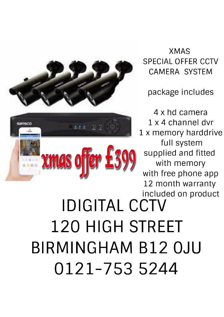 full cctv camera system tvl cvi hd ahd