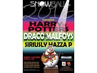 Harry Potter fans: The Snow Ball 2016 is bringing live Wizard Rock back to Edinburgh this Christmas!