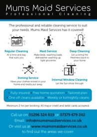 Mums Maid Services - Domestic Professional Cleaning and Maid Services