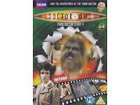 12 NEW DOCTOR WHO DVDs for £20 - tom baker jon pertwee peter davison sylvester mccoy