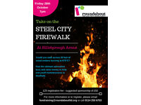 The Steel City Firewalk