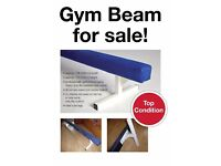 Gymnastic Beam, 10ft (approx. 3m)