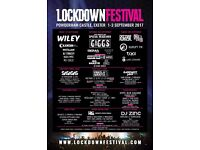 4 x Lockdown Festival Sunday Tickets