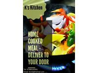 Home Cooked Meals – Delivered to your Door