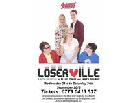 Loserville A New Musical by Elliot Davis & James Bourne
