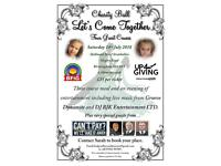 Let's come together Charity Ball