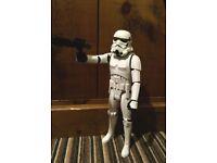 "STAR WARS Interactive Imperial Stormtrooper Figure 12"""