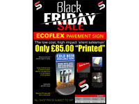 Ecoflex A-Boards for Sale
