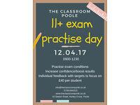 11 plus practise exams