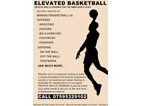 Improve Your Basketball Game w/ A Trainer
