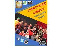 Improvised Comedy Workshops