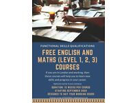 Free Maths Course (Level 1, 2, 3)